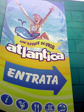 Wasserpark Atlantica